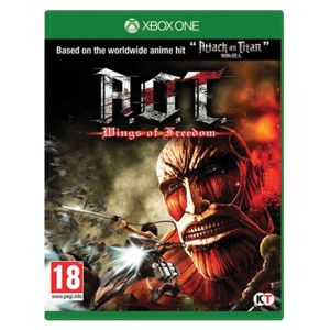 A.o.T.: Wings of Freedom XBOX ONE