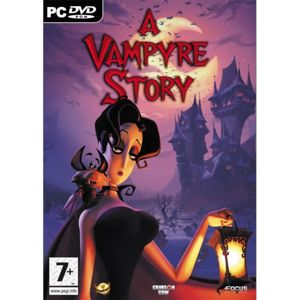A Vampyre Story PC