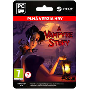A Vampyre Story [Steam]
