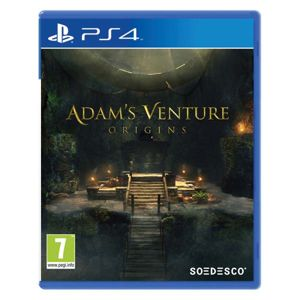 Adam's Venture Origins PS4