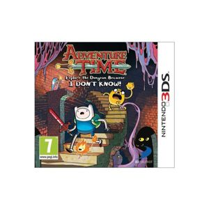 Adventure Time: Explore the Dungeon Because I Don´t Know 3DS