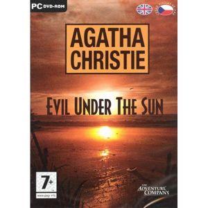 Agatha Christie: Evil Under the Sun CZ PC