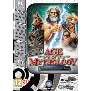 Age of Mythology (Zlatá edícia) PC