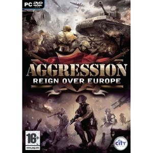 Aggression: Reign Over Europe PC