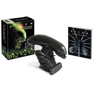 Alien: Hissing Xenomorph and Illustrated Book: With Sound! (Miniature Editions) RP462681