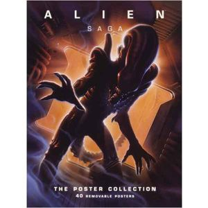 Alien Saga: The Poster Collection komiks