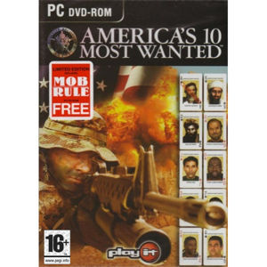 America's 10 Most Wanted PC