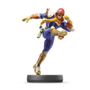amiibo Captain Falcon (Super Smash Bros.)
