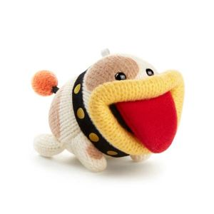 amiibo Yarn Poochy (Yoshi's Woolly World)