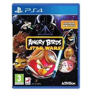 Angry Birds: Star Wars PS4