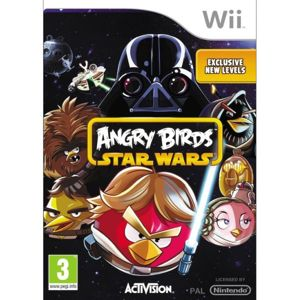 Angry Birds: Star Wars Wii