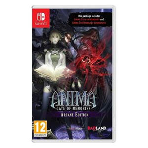 Anima: Gate of Memories (Arcane Edition) NSW
