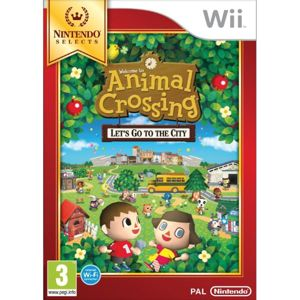 Animal Crossing: Let's Go to the City Wii