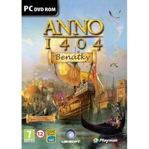 Anno 1404: Benátky CZ PC