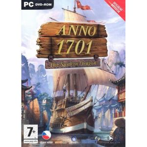 Anno 1701: The Sunken Dragon CZ PC