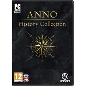 ANNO History Collection CZ PC Code-in-a-Box