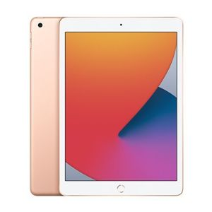 Apple iPad (2020), Wi-Fi, 128GB, Gold MYLF2FD/A