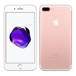 Apple iPhone 7 Plus, 32GB, Rose Gold MNQQ2CN/A