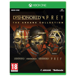 Arkane Anniversary Collection XBOX ONE