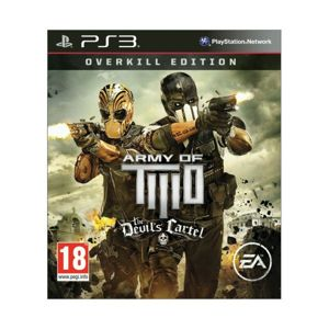 Army of Two: The Devil's Cartel (Overkill Edition) PS3