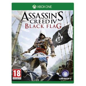 Assassin's Creed 4: Black Flag XBOX ONE