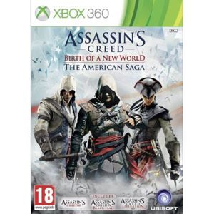 Assassin's Creed: Birth of a New World (The American Saga) XBOX 360