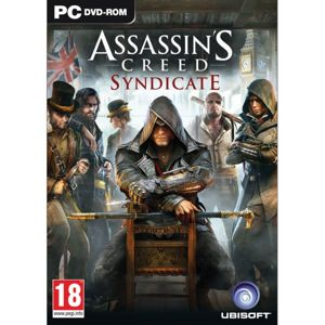 Assassin's Creed: Syndicate CZ PC