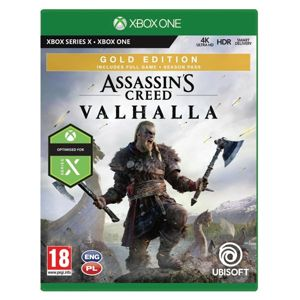Assassin's Creed: Valhalla (Gold Edition) XBOX ONE