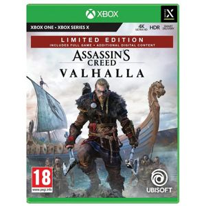 Assassin's Creed: Valhalla (Limited Edition) XBOX ONE