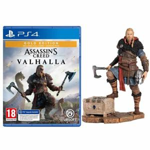 Assassin's Creed: Valhalla (ProGamingShop Gold Edition) PS4