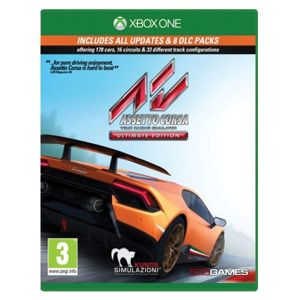 Assetto Corsa (Ultimate Edition) XBOX ONE
