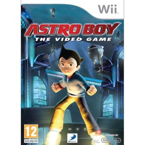 Astro Boy: The Video Game Wii