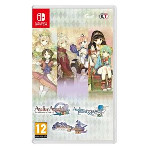 Atelier Dusk Trilogy Deluxe Pack NSW