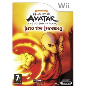 Avatar The Legend of Aang: Into the Inferno Wii