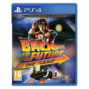 Back to the Future: The Game (30th Anniversary Edition) PS4