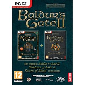 Baldur's Gate 2: Shadows of Amn & Throne of Bhaal PC