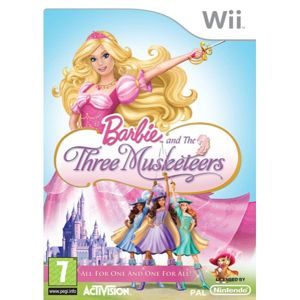 Barbie and the Three Musketeers Wii