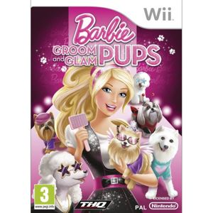 Barbie: Groom and Glam Pups Wii