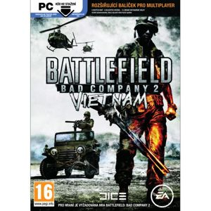 Battlefield Bad Company 2: Vietnam PC Code-in-a-Box