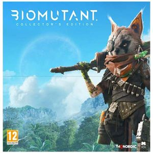 Biomutant (Collector's Edition) PS4