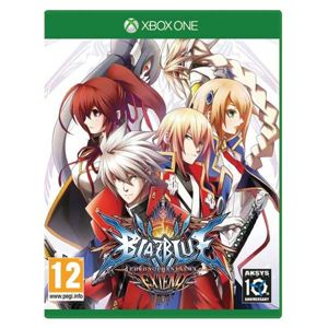 BlazBlue: Chrono Phantasma Extend XBOX ONE