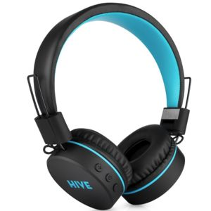 Bluetooth Stereo Headset Niceboy Hive, Black 8594182422856