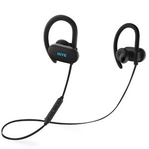 Bluetooth Stereo Headset Niceboy Hive Sport 2, Black