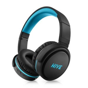 Bluetooth Stereo Headset Niceboy Hive XL, Black 8594182423440