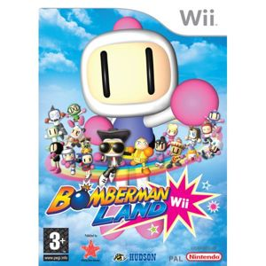Bomberman Land Wii Wii