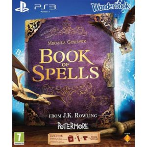 Book of Spells CZ + Sony PlayStation Move Starter Pack PS3