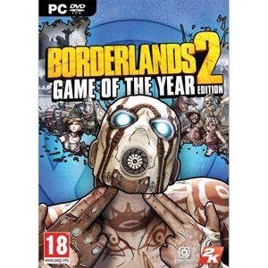 Borderlands 2 (Game of the Year Edition) PC