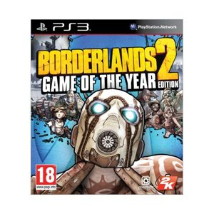 Borderlands 2 (Game of the Year Edition) PS3