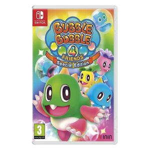 Bubble Bobble: 4 Friends (Special Edition) NSW