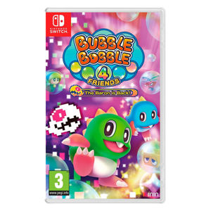 Bubble Bobble 4 Friends: The Baron is Back! NSW